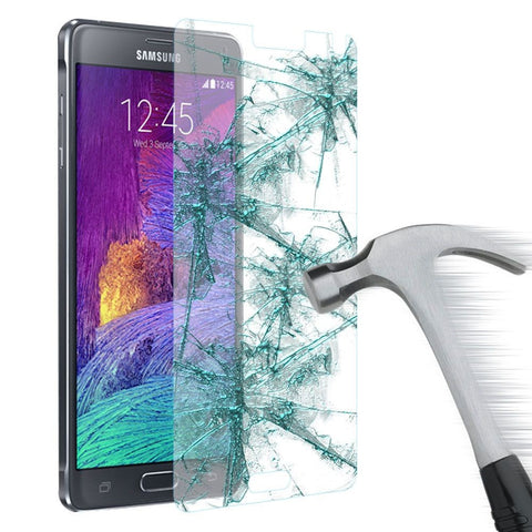 Samsung NOTE 4 Screen Protector Tempered Glass, Galaxy NOTE 4