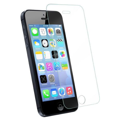 iPhone 5  5S 5C  5SE Screen Protector Tempered Glass (Clear & Privacy)