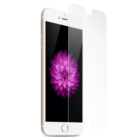 iPhone 7 Plus  6S Plus 6 Plus  Screen Protector Tempered Glass, 3D TOUCH ENABLED (Clear & Privacy)