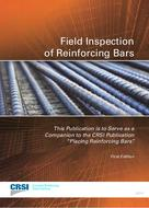 Field Inspection of Reinforcing Bars Guide