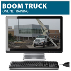 Boom Truck Online Training