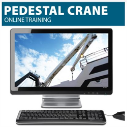 Pedestal Crane Online Safety Training