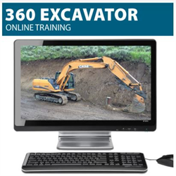 360 Excavator Online Training