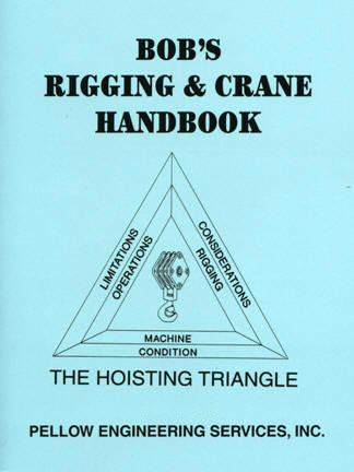"Bob's Rigging and Crane Handbook (Desk Size 8.5x11"")"