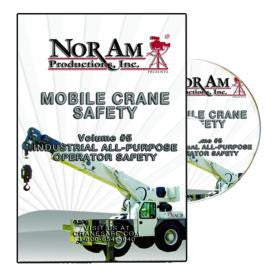 Mobile Crane Safety - Vol. #5 Industrial All-Purpose Operator Safety