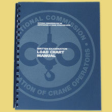 NCCCO LOAD CHART MANUAL-MOBILE CRANE OPERATOR