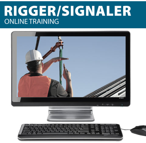 Basic Rigger and Signal Person Training Online