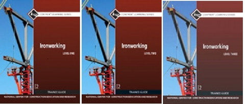 NCCER IRONWORKING BUNDLE