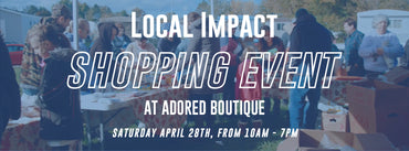 Local Impact Shopping Event