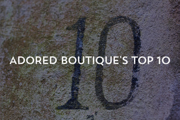Adored Boutique's top 10 favorite ethical brands: