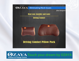 OZAYA AOFACE Driving Comfort Pillow Pack
