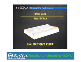 OZAYA AOFACE Bio Latex Space Pillow