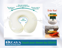 Load image into Gallery viewer, OZAYA AOFACE Scientific Functional U Pillow