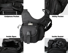 Load image into Gallery viewer, OZAYA Travel Smart Outdoor Chest Bag (B-10)