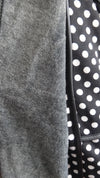 Women's Clothing | Warm Cape | Women's polka dot cape coat