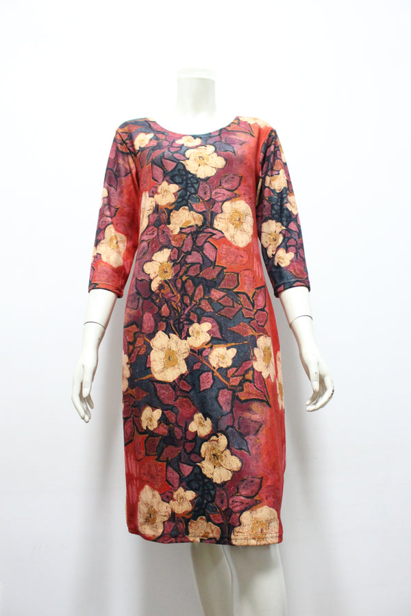 Ladies' Printed Dress