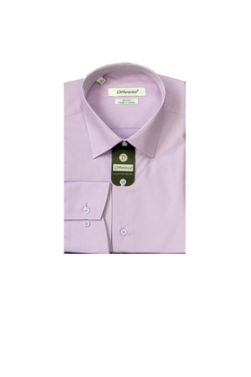 Men's Solid Shirt Made in Turkey Colorful Series