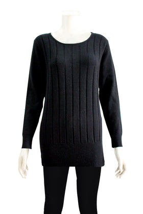 Ladies' Rib Sweater