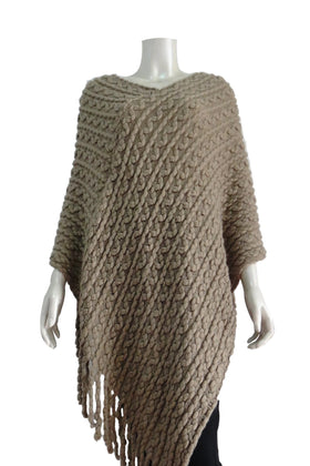 Ladies' Knit Cape