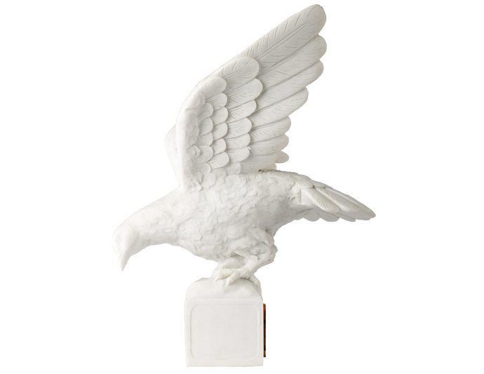 The Legend Grace Dove Made of Marble (M-2801)