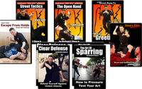 Clear Defense Instructor Package (Clear's Silat Module 1)