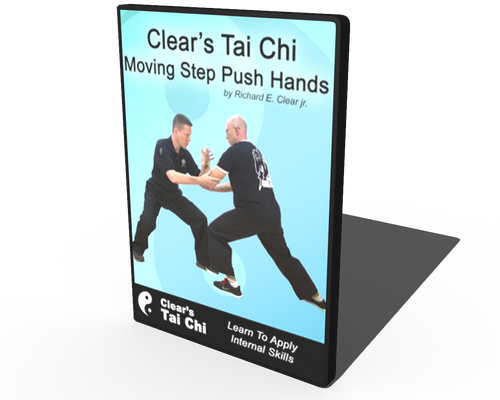 Moving Step Push Hands