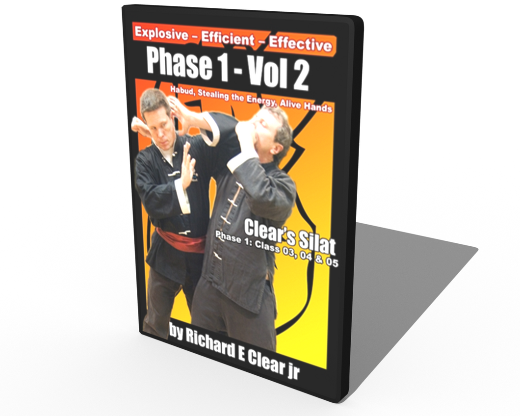Clear's Silat Phase 1 Vol 02
