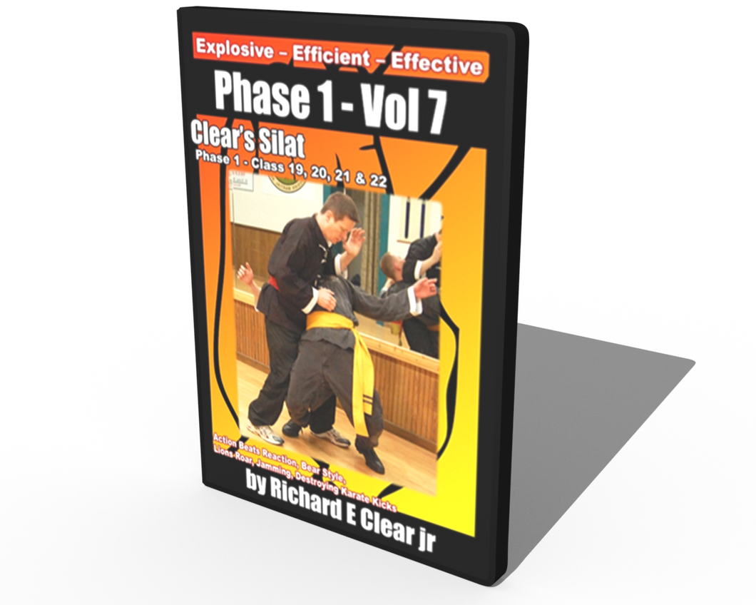 Clear's Silat Phase 1 Vol 07