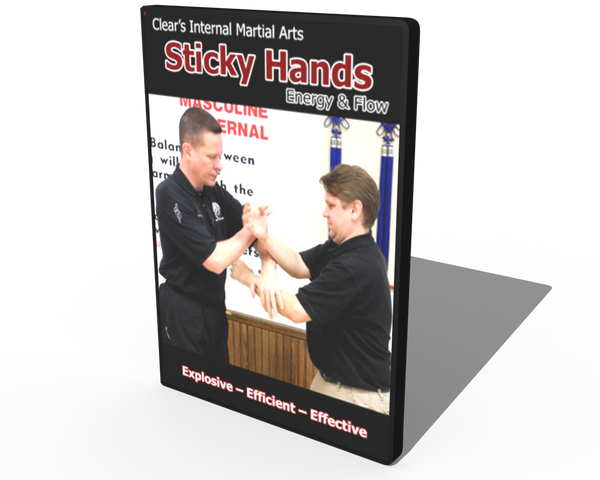 Sticky Hands: Energy & Flow