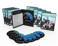 Clear's Internal Push Hands Instructor Package 9 Disc Set