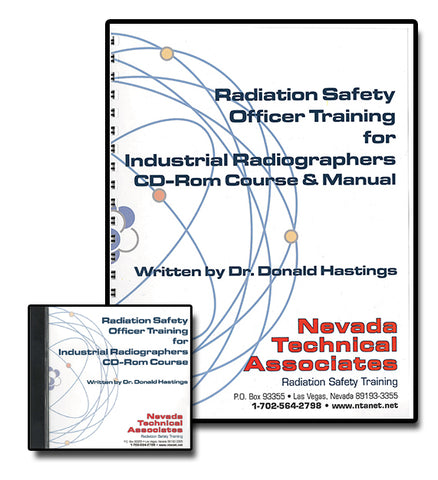 Radiation Safety Officer Training for Industrial Radiographers