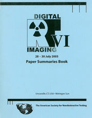 2003 Digital Imaging VI Paper Summaries