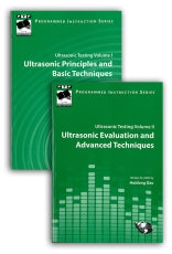 Personnel Training Publications: Ultrasonic Testing (UT) Programmed Instruction Series