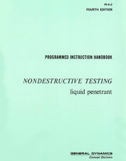 Programmed Instruction Book: Liquid Penetrant Testing (PI-4-2)