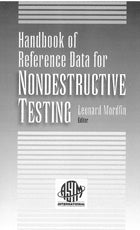 Handbook of Reference Data for Nondestructive Testing