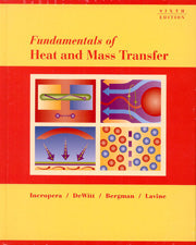 Fundamentals of Heat and Mass Transfer, Seventh Edition