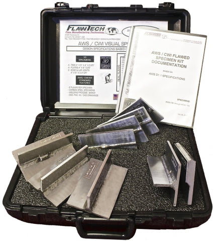 The Traveler CWI Visual Training Kit (VT)