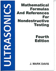Mathematic Formulas and References for Nondestructive Testing — Ultrasonics, Fifth Edition