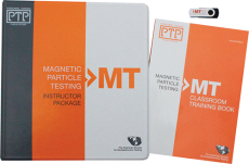 Magnetic Particle Testing (MT) – Instructor Package