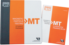Magnetic Particle Testing (MT) – Student Package
