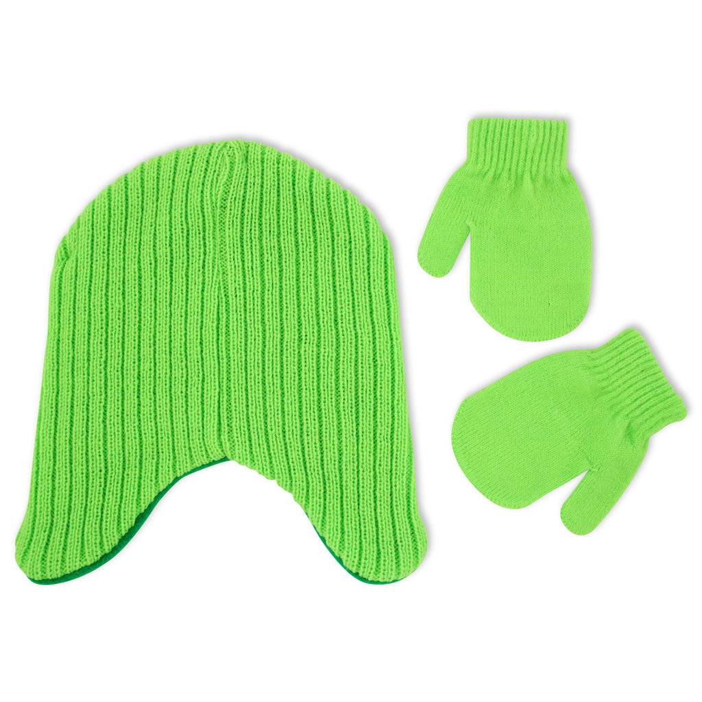 5f291823d1c Disney The Good Dinosaur Hat and Mitten Cold Weather Set