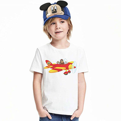 Disney Mickey Mouse Cotton Baseball Cap, Little Boys, Age 4-7 - The Accessories Outlet