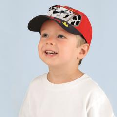 Nickelodeon Paw Patrol Marshall Cotton Baseball Cap, Toddler Boys, Age 2-4 - The Accessories Outlet