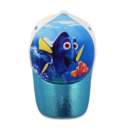 Disney Toddler Girls Finding Dory Character 3D Pop Baseball Cap, Age 2-4 - The Accessories Outlet