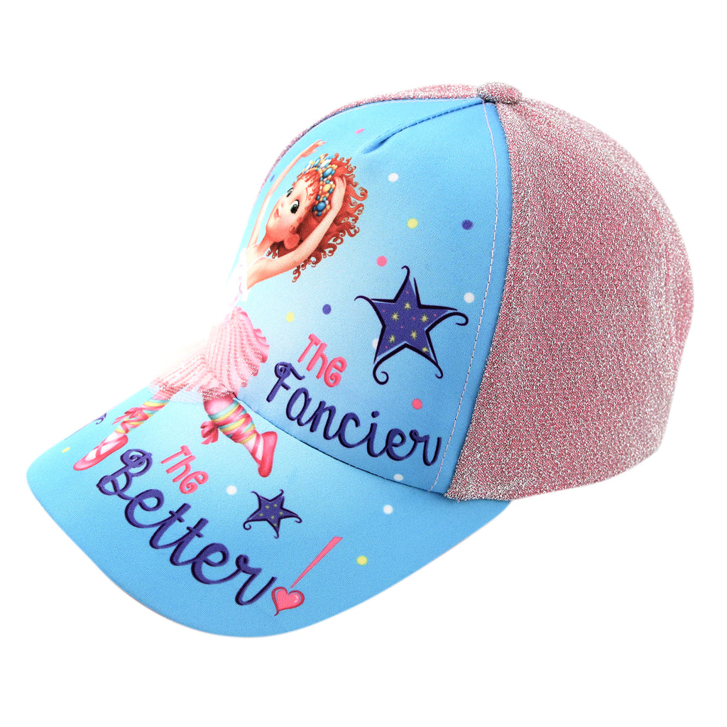 Disney Fancy Nancy Glitter Baseball Cap, Toddler Girls, Age 2-4 - The Accessories Outlet
