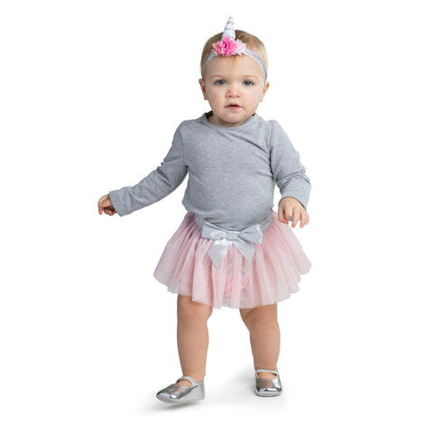 Rising Star Baby Girls Headband, Shoes and Tutu Gift Box Set, 0-12 Months - The Accessories Outlet