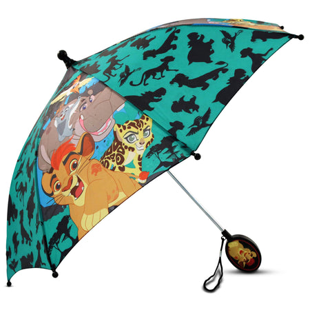 Disney The Lion Guard Character Rainwear Umbrella, Little Boys, Age 3-7 - The Accessories Outlet