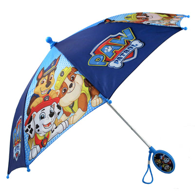 Nickelodeon Paw Patrol Character Rainwear Umbrella, Little Boys, Age 3-7 - The Accessories Outlet