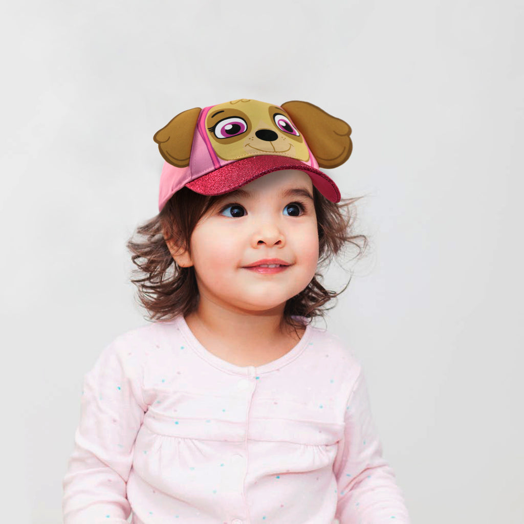 Nickelodeon Paw Patrol Skye Character Cotton Baseball Cap, Toddler Girls, Age 2-4 - The Accessories Outlet