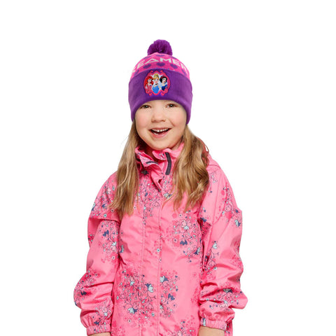 Disney Princess Character Hat and Gloves Cold Weather Set, Little Girls, Age 4-7 - The Accessories Outlet